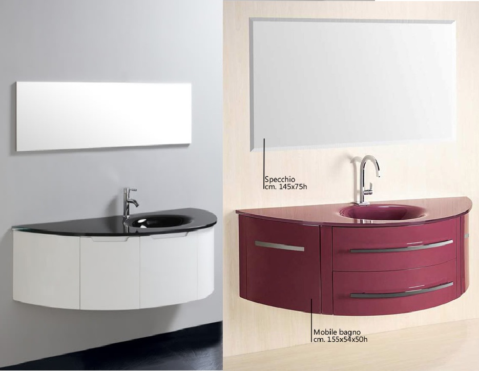 Stunning Lavabo Bagno Con Mobile Images - Amazing House Design ...